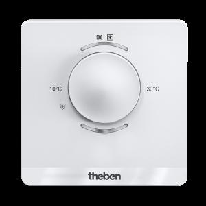 Nieuw van Theben: Smart Home-systeem LUXORliving