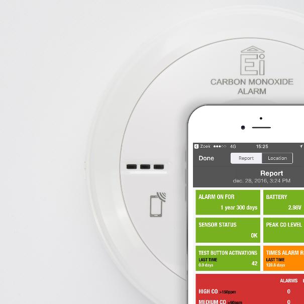 Nieuwe serie intelligente melders van Ei Electronics