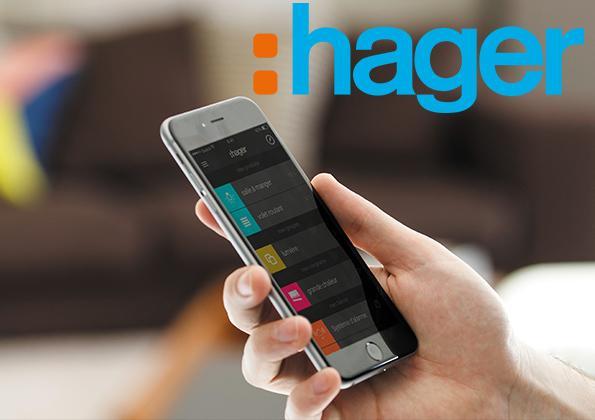 Hager COVIVA Plug & play domotica