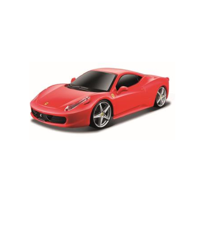 Beleef veel plezier met deze RC Ferrari 458 Italia