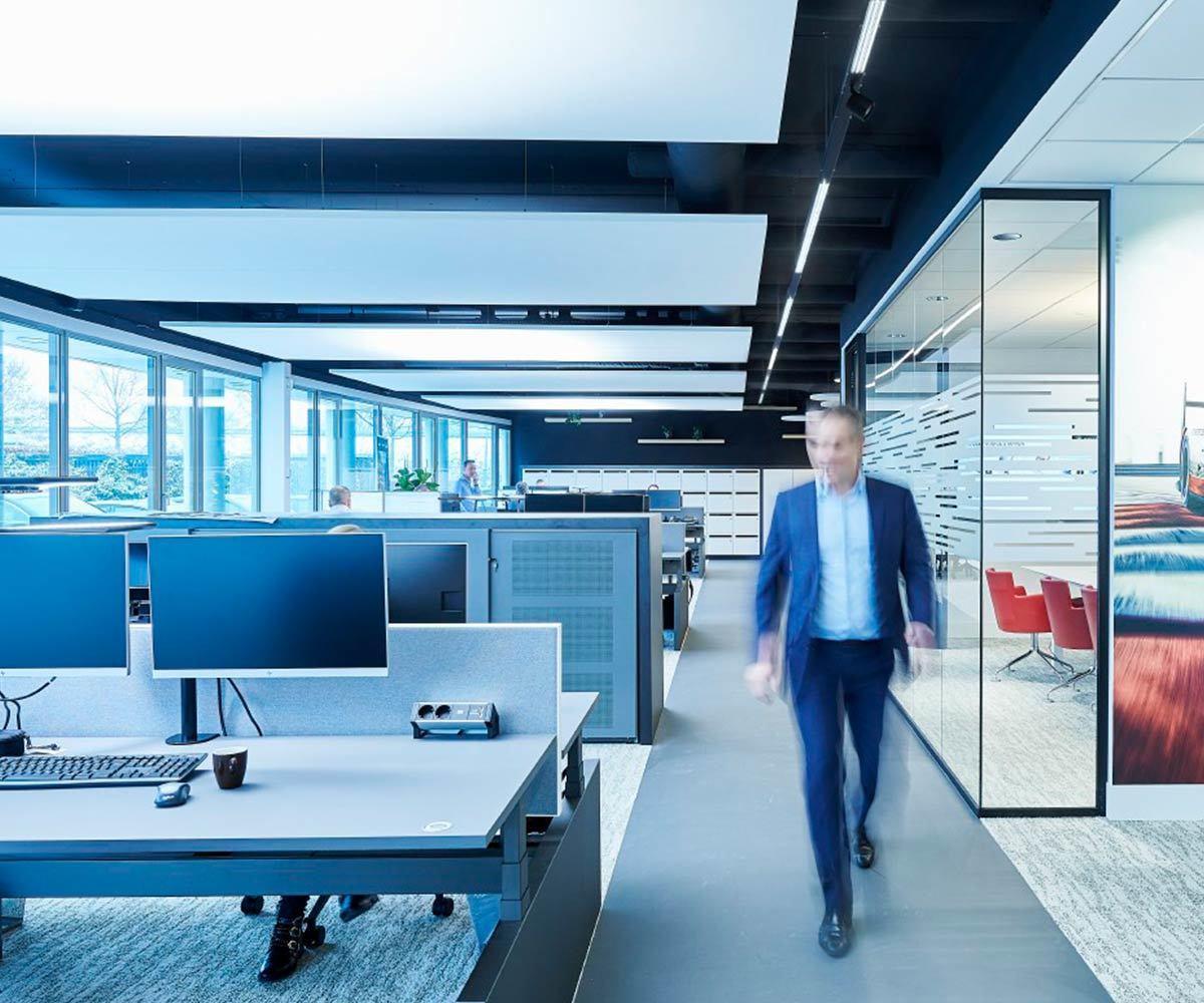 E-line Next: moderne LED lichtlijn