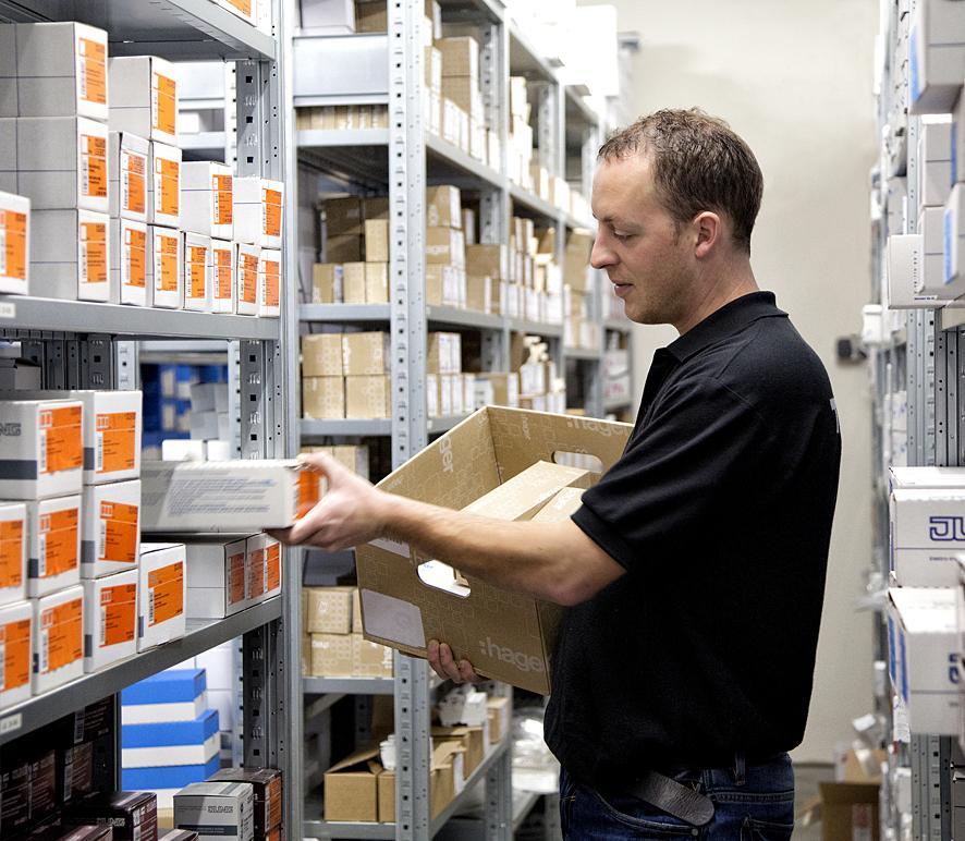 TGH van Triest logistieke diensten