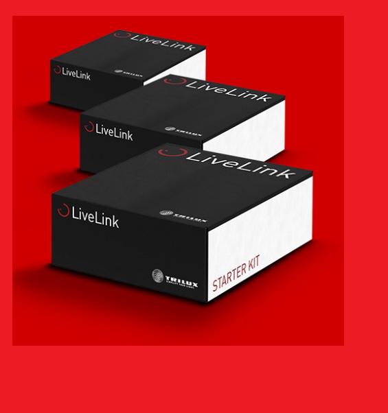 Livelink van Trilux: wanneer intelligentie aan het licht komt