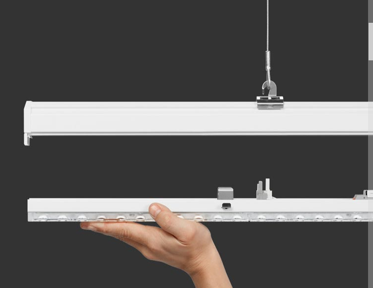 Nieuw: E-Line LED van Trilux